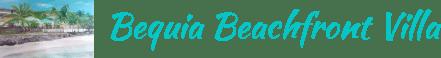 Bequia villa beach